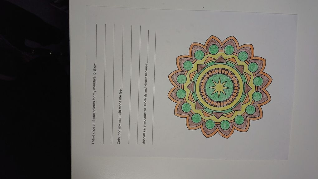 SMGB19 Health relaxation and mandalas
