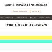 Mesotherapie : les FAQ du site web SFMESOTHERAPIE sont là pour vous apporter des reponses concretes ! - sfmesotherapie.over-blog.com