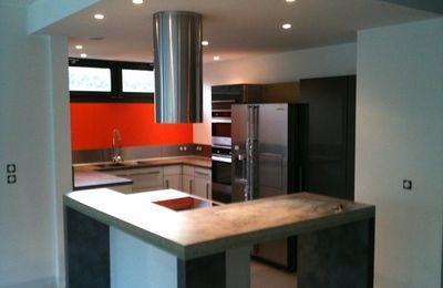 cuisine et terrasse