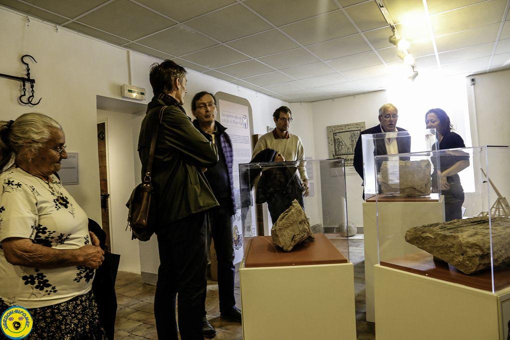 """Castellane  : Exposition """"Sur les traces du Moyen  âge""""."""