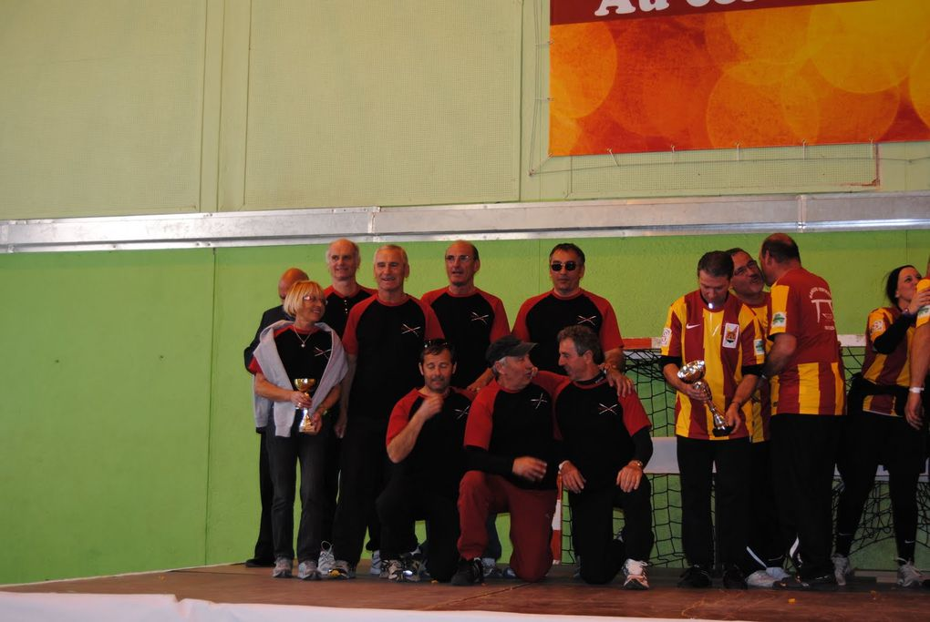 2ème journée du championnat 2012