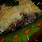 Shepperd's Pie - Graine d'Epices