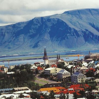 TOUR DE L'ISLANDE 2001
