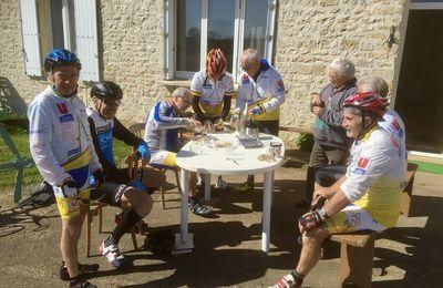 Les cyclos sous le soleil