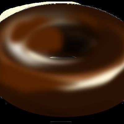ASTROPHYSIQUE  Non pas un trou mais un donut noir