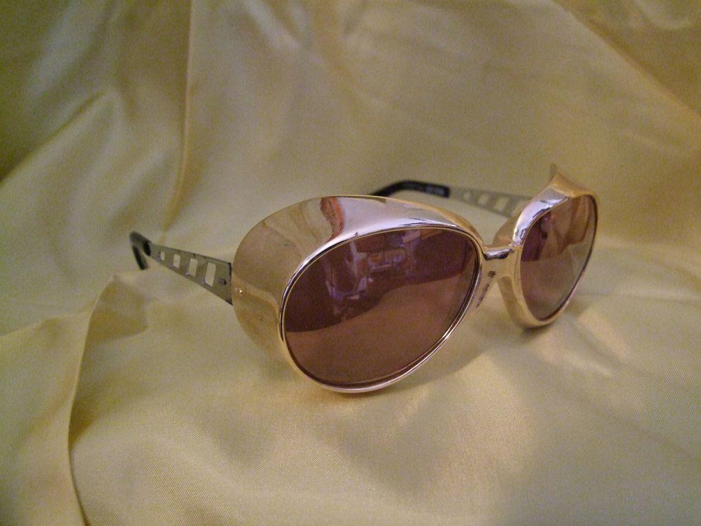 Large choix de lunettes de soleil ..... en mode ...... VINTAGE