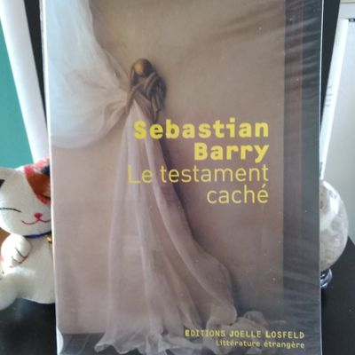 [Instant Littérature] Le testament caché de Sebastian BARRY
