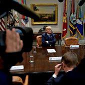 Le président Donald J. Trump proclame janvier 2018 Mois National de la Prévention de l'Esclavage et de la Traite des Personnes ! - MOINS de BIENS PLUS de LIENS