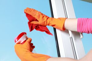 Easy window cleaning - mission possible