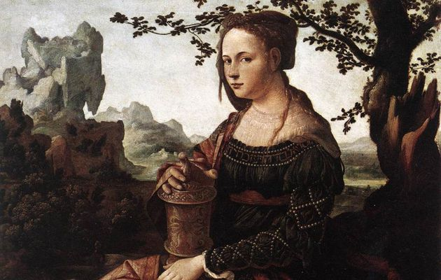 L'Art du peintre néerlandais Jan van Scorel