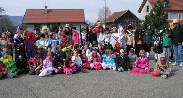 Carnaval de Saint-Sixt