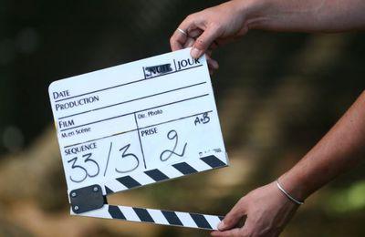 """""""Vise le coeur"""", série avec Claire Keim et Lannick Gautry en tournage pour TF1"""