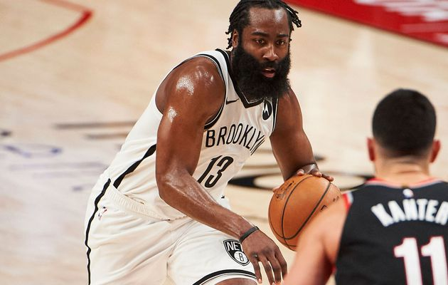 James Harden porte les Nets avec 25 points et 17 passes décisives face à Portland