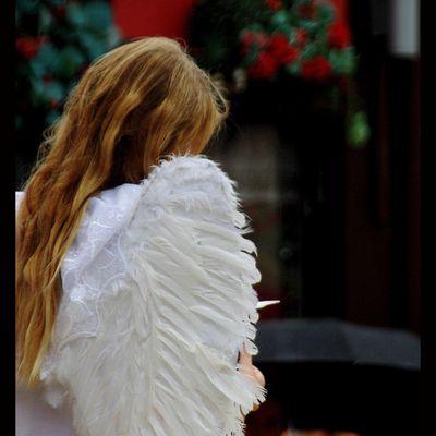 Un Ange est passé ...