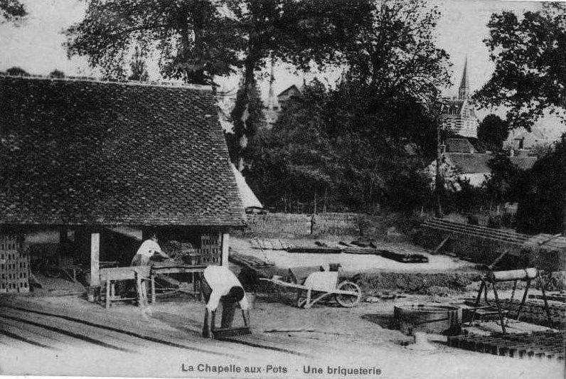 Album - le village de La Chapelle-aux-Pots (Oise)