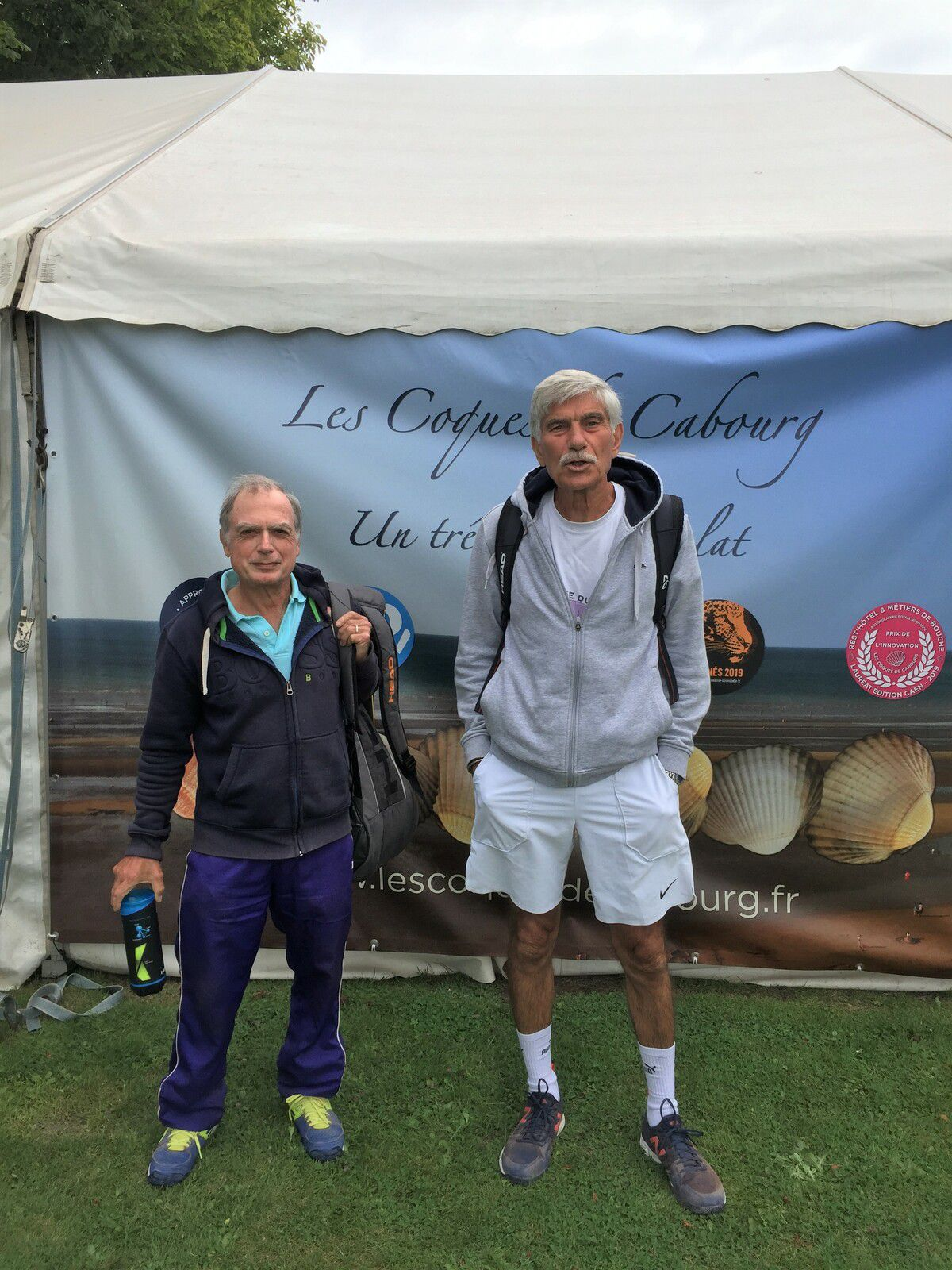 Olivier Rachinel 30/2 Blonville perd contre Roger Petit 15/5 Liberty Country Club