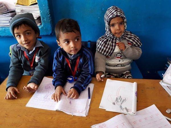 La SAB PUBLIC SCHOOL EN IMAGES