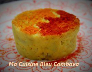 Ecrasé de Patate Douce au Mascarpone et aux Épices de Chez Moi!