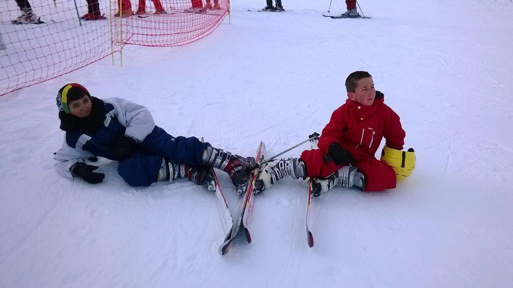 5èmes : séjour au ski en janvier 2014