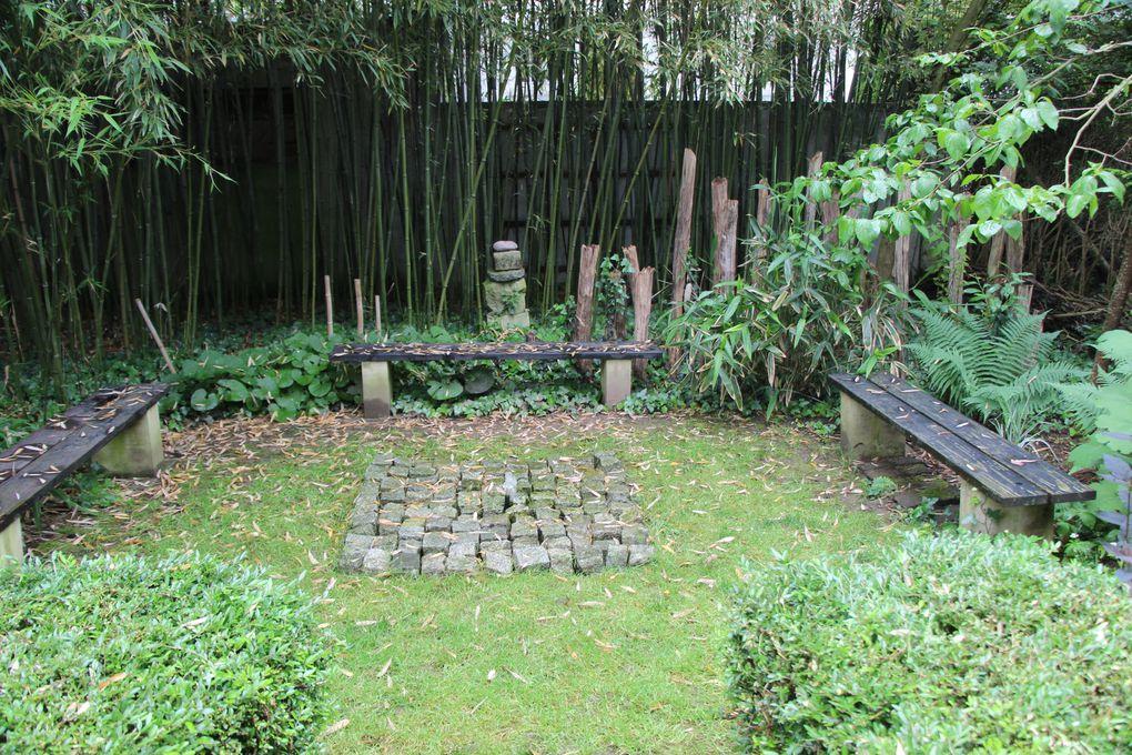 Jardin de l'Escalier à Brumath