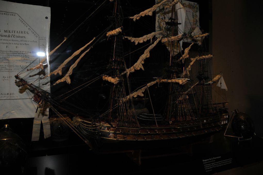 Petite visite virtuelle pour attiser la curiosité... (Photos : Ronan Loaëc, AGF8, GC,