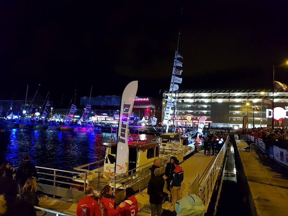 Les 4x4 de la mer Targa, 5e catégorie des bateaux de la Transat Jacques Vabre ?