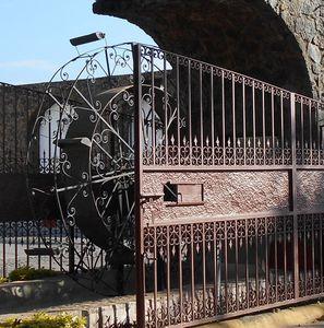 Un élégant vestige de l'aqueduc de Ahuatepec