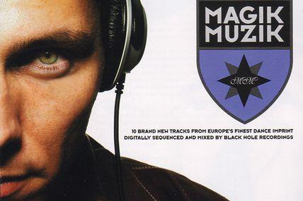 Tiësto compilation - Magik Muzik   2003