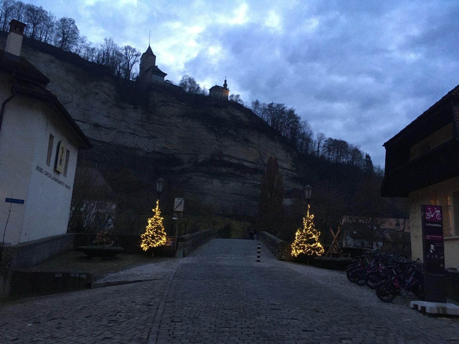 19 décembre 2020 : Fribourg (Suisse)