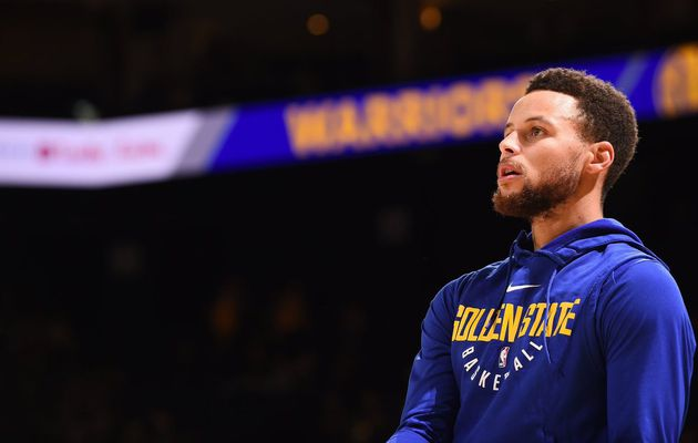 Stephen Curry encore indisponible, ratera le match contre Milwaukee