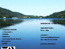 Open float de Gerardmer.