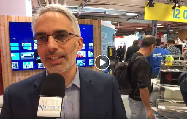 Interview Nautic 2018 – 12 000 produits en promotion chez Accastillage Diffusion