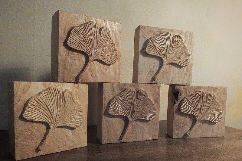 Sculpture sur bois (chêne, tilleul ,poirier...)