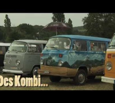 THE FRENCH VW BUS MEETING 2014