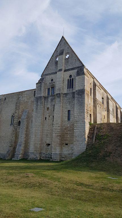 Lundi 07 Octobre 2019 : Abbaye de Maillezais