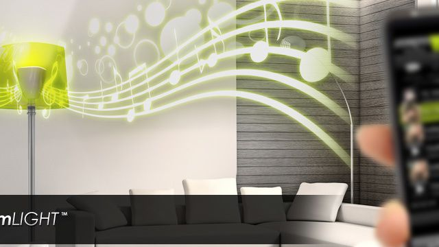 L'ampoule Musical Bluetooth Awox Striimligth