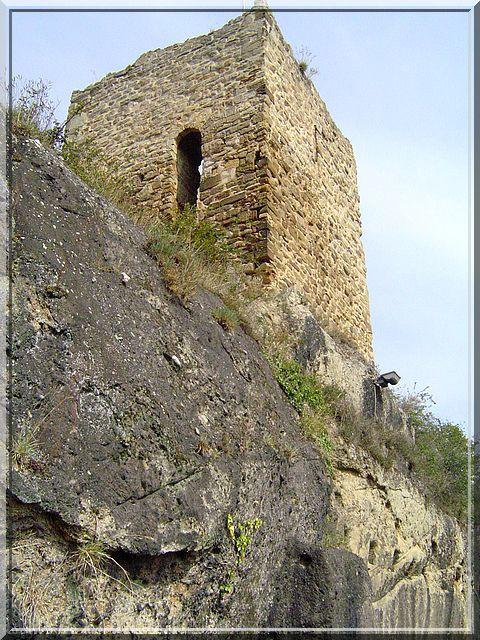 Diaporama château d'Aubin