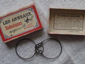 anneau magique,anneau prisonnier et anneaux diaboliques