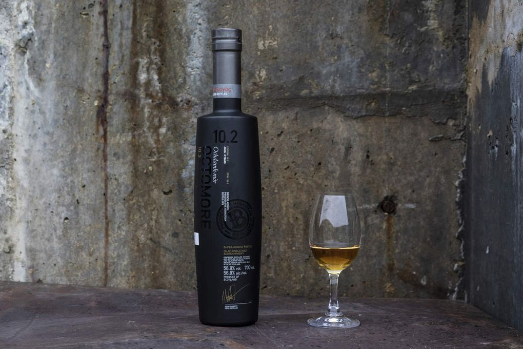 Octomore 10th Series