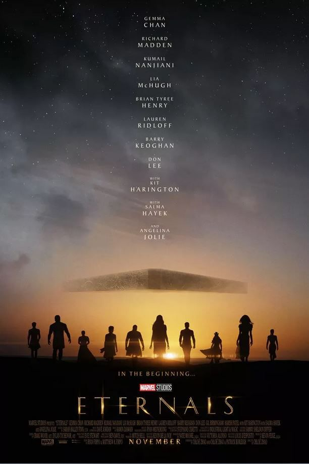 MARVEL - Les Éternels (BANDE-ANNONCE) avec Angelina Jolie, Salma Hayek, Gemma Chan - Le 3 novembre 2021 au cinéma