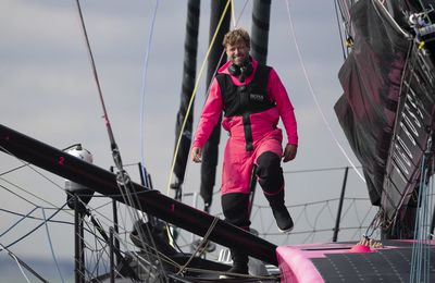 Vendée Globe – Le Britannique Alex Thomson en chemin vers la France sur Hugo Boss