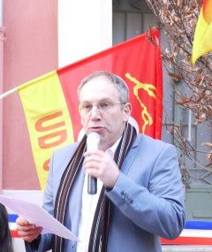 2017:  intervention au Conseil national du PCF