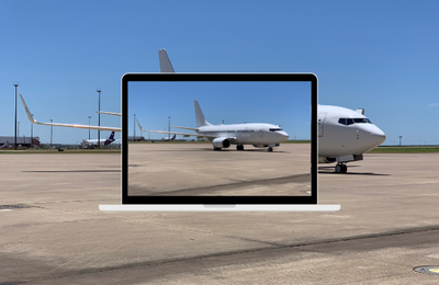 Advanced new terminal for GX Aviation Inflight broadband solution