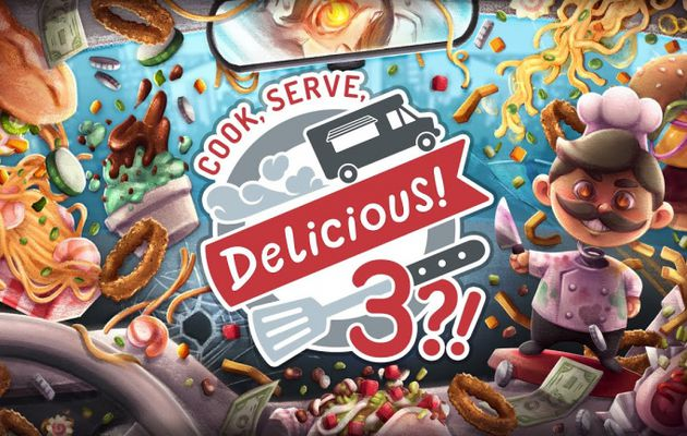 [ACTUALITE] Cook, Serve, Delicious! 3?! - Le jeu sortira d'accès anticipé en octobre