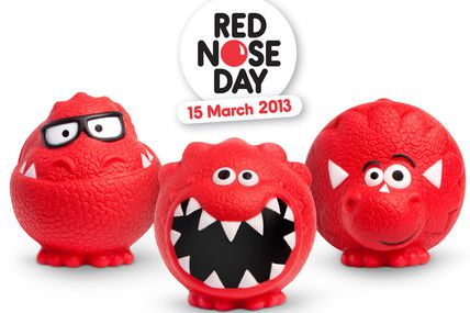 Red Nose Day!