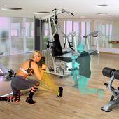 DEMAIN EN 3D - Découvrez comment la technologie va révolutionner notre pratique du sport - Le Journal du week-end | TF1