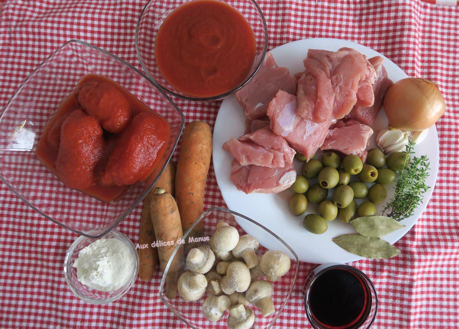 Sauté de veau aux carottes et porto, avec M. Cuisine ou pas.