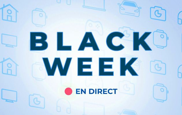 Black friday au temps de l'Avent