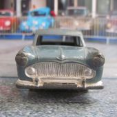 SIMCA VEDETTE 55 VERSAILLES 1957 QUIRALU 1/42 - car-collector.net