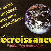 Citations contre le productivisme - Socialisme libertaire